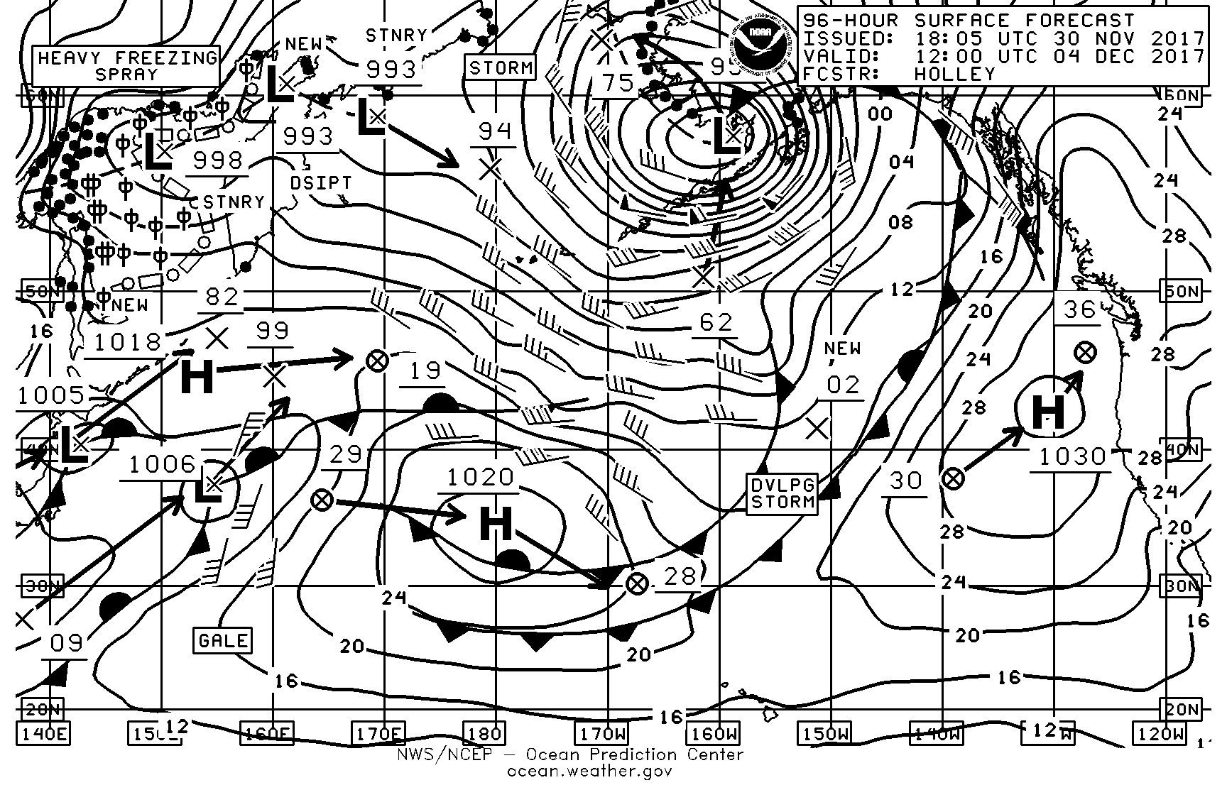 Bruces briefs 12 and 3 dec tyc winter vashon sailish 4 dec surface chart nvjuhfo Choice Image