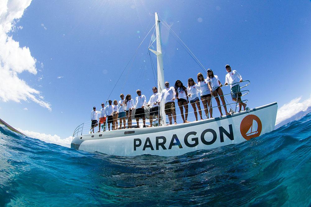 Sail Maui Crew Change