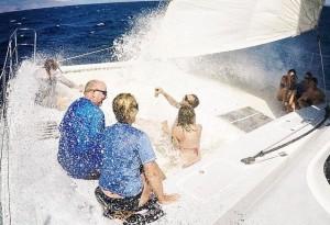 fast charter sailing maui