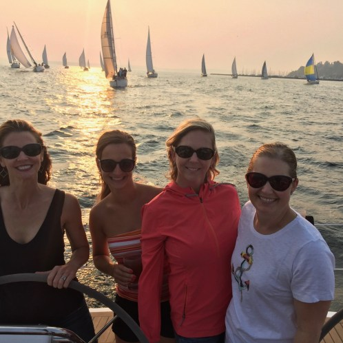 Mother's Day Sailing