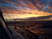 Vic-Maui sunset