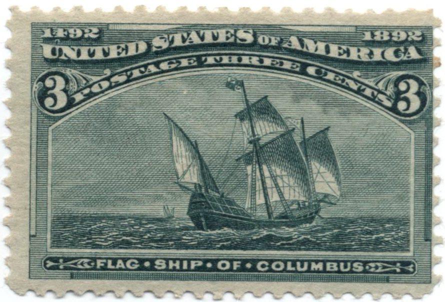 Колумбовская серия (США, 1893)