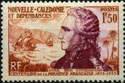 Марка Новая Каледония