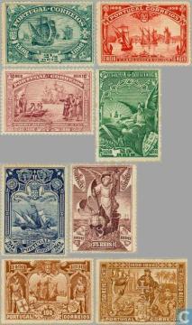Португалия марки корабли