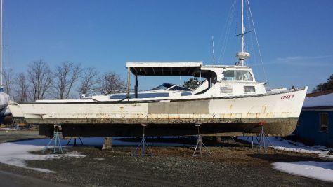 Eastern Shore Crab Boat