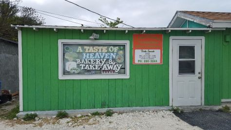 Best Bahamian Bread - and great lunches