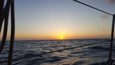 Sunset Florida Atlantic