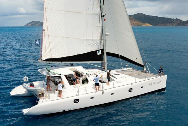 Boat Rental In Tortola British Virgin Islands With
