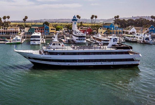 Custom Motor Boat Rental Marina Del Rey CA 7697 Sailo