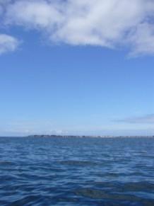La mer est belle
