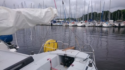 Une nouvelle saison de navigations