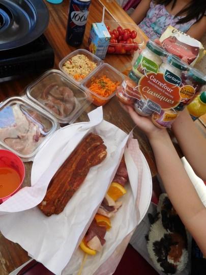 Barbecue coréen !