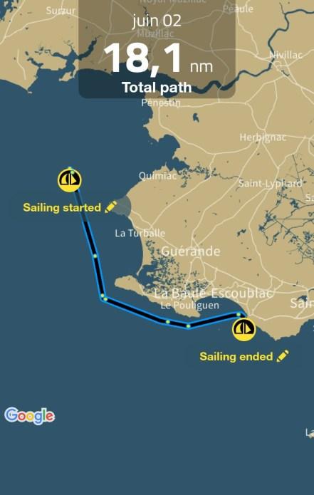 Sailing Log - juin 02 - part 2