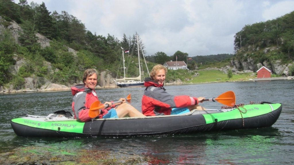 Kayak Lucipara2 Norway