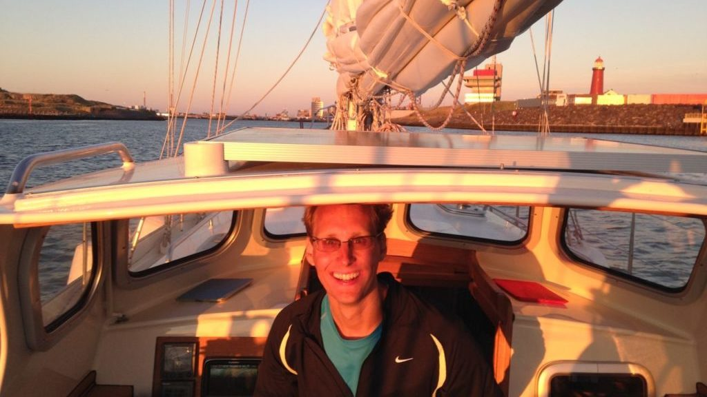7 August 2015 – Sailing Home