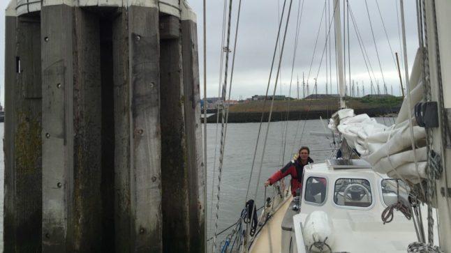 Compass Pole Harlingen