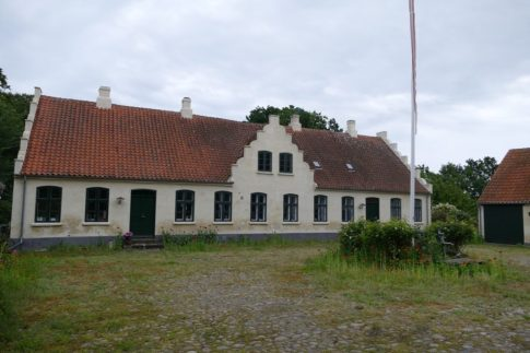 Jesper Kristensen's energy efficient house on Samsø