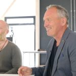 Mads and Søren Hermansen of the Energy Academy