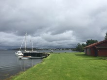 Pontoon Langøya