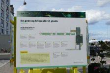 Explanations at Sankt Annæ Plads