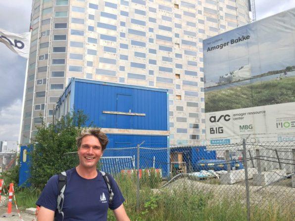 Ivar at Amager Resource Centre in Copenhagen