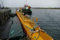 Orkney tidal energy central unit