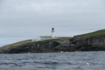 Shetlands lighthouse