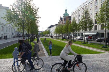 Redesigned Sankt Annæ Plads