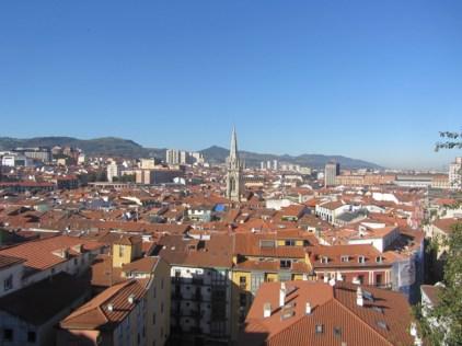 Plenty of solar energy potential on Bilbao roofs!