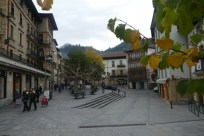 Mondragon, the Basque mountain village