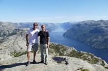 Astonishing Lysefjord