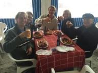 Spanish lunch in Nerja