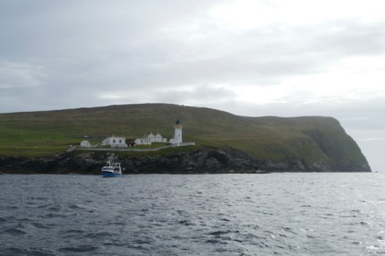 Marine Energy - Leaving Shetland