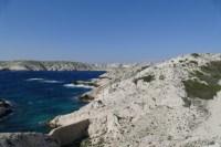 Rocky Frioul islands