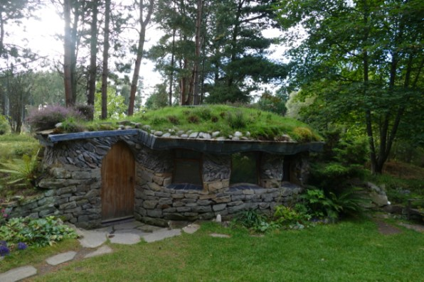 Spiritual nature room in Ecovillage Findhorn