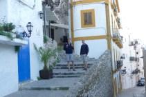 Strolling around Dalt Vila