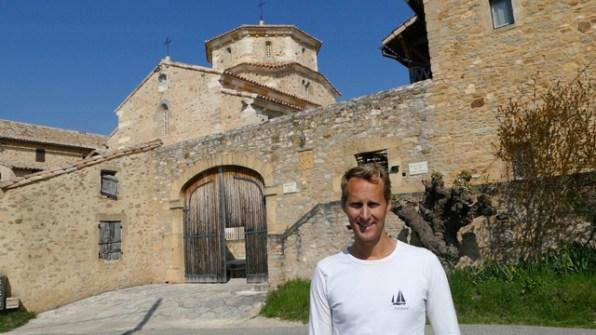 The Solan monastery