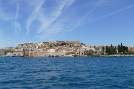 Old town of Portoferraio