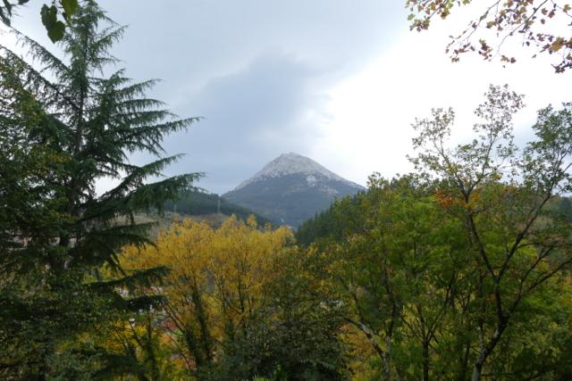 Mountains near Mondragon