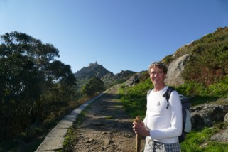 Hiking the Faro Cies