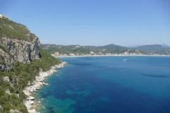 Afiona bay, Corfu