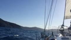 Closing in on Corfu