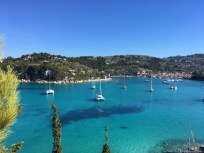 Luci at Paxos anchorage