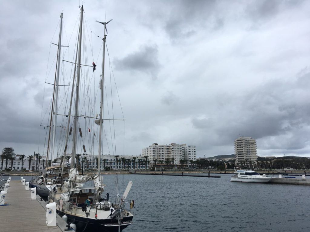 Bizerte's unfinished marina