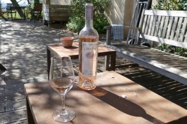 Delicious award winning organic wine at Chateau Margüi
