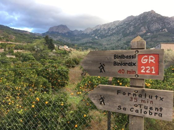 Spectacular hiking trails on Mallorca
