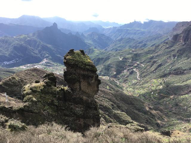 Gran Canaria's green interior