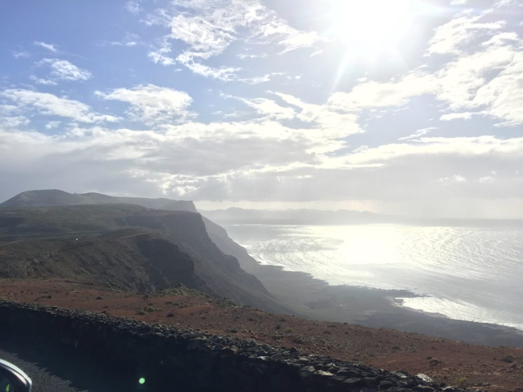 Lanzarote roadview