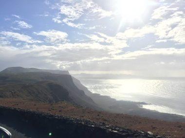 Lanzarote roadview