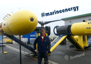 Sustainable Solution Marine Energy